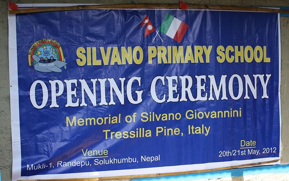 Silvano Primary School CiaoNamastè Nepal