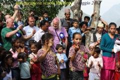 Inaugurazione Silvano Primary School CiaoNamastè Nepal