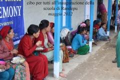 Un piatto di riso per tutti CiaoNamastè Nepal