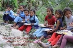 Cibo per tutti CiaoNamastè Nepal