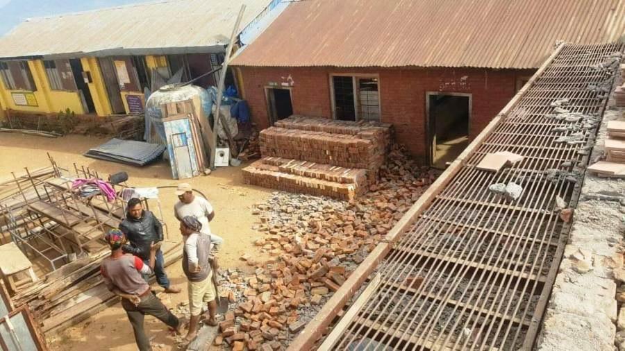 Bhagawati-School-demolizione5