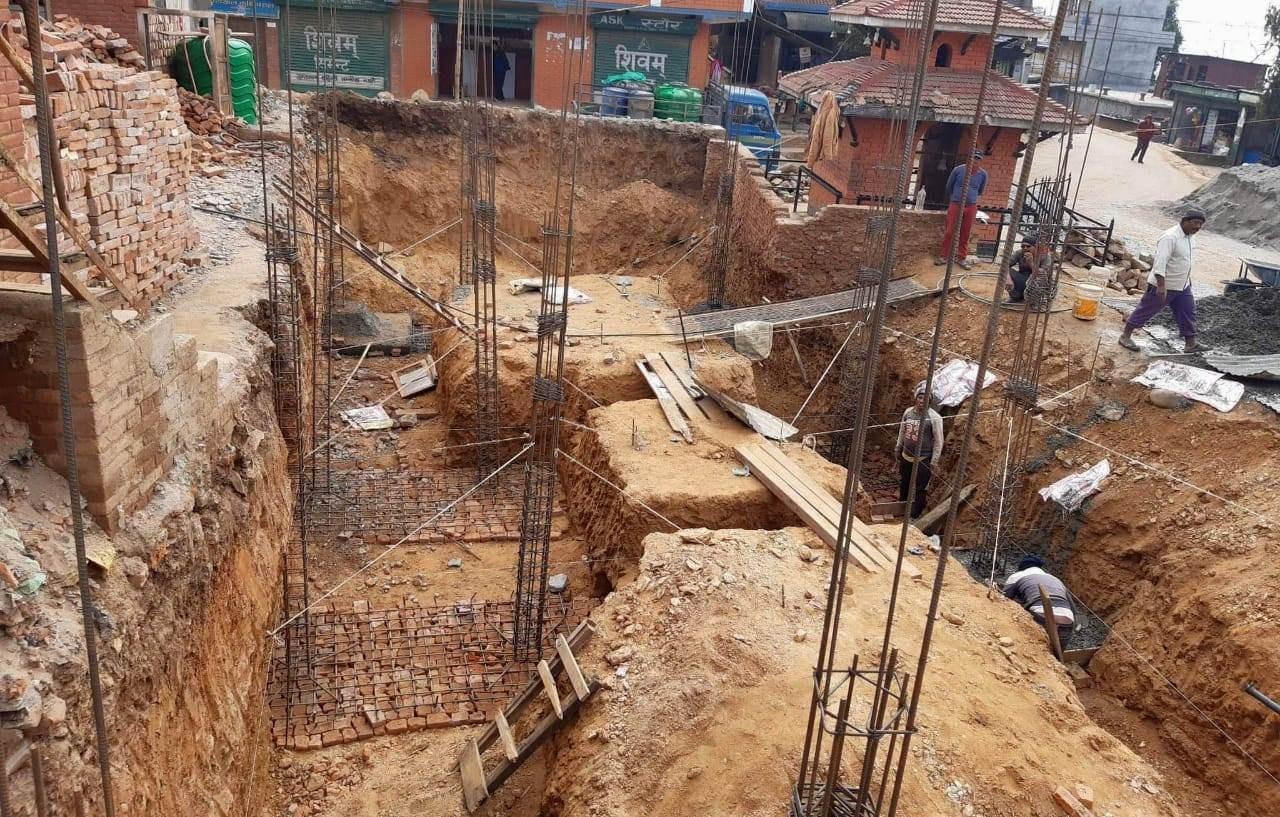 Bhagawati-School-Inizio-lavori1