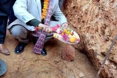 1_Posa-della-prima-pietra-Bhagawati-School2