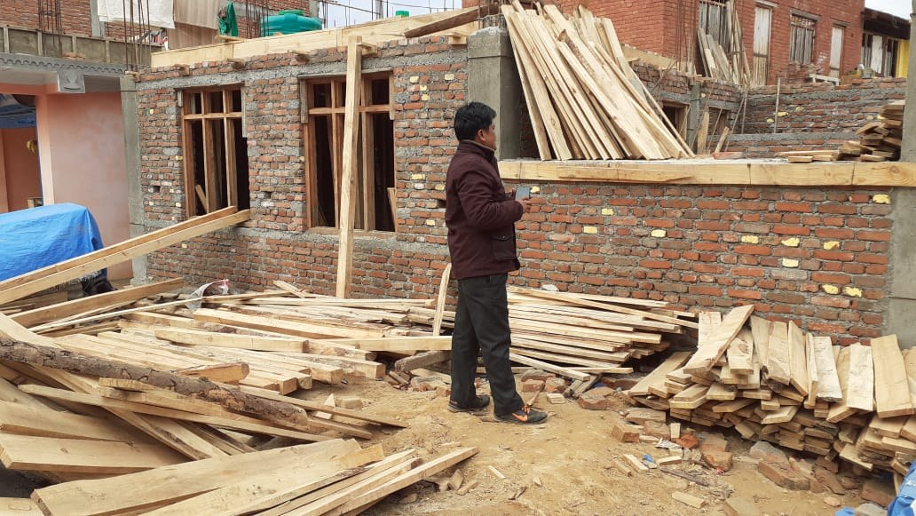 Bhagawati-school-inizio-primo-solaio1