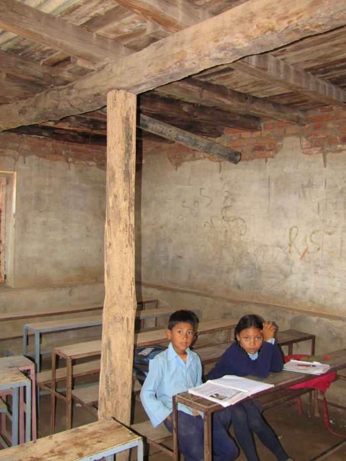 Bhagawati-School students
