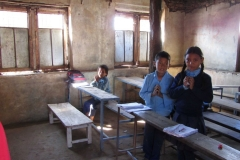 Bhagawati-School alunni