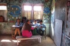 Bhagawati-School aula