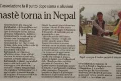 Ciaonamastè torna in Nepal