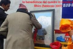 Febbraio 2017 in ricordo di Bhim CiaoNamastè Nepal