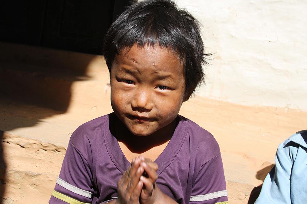 Namastè CiaoNamastè Nepal