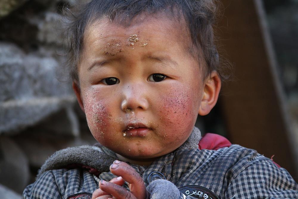 Quanta tenerezza CiaoNamastè Nepal