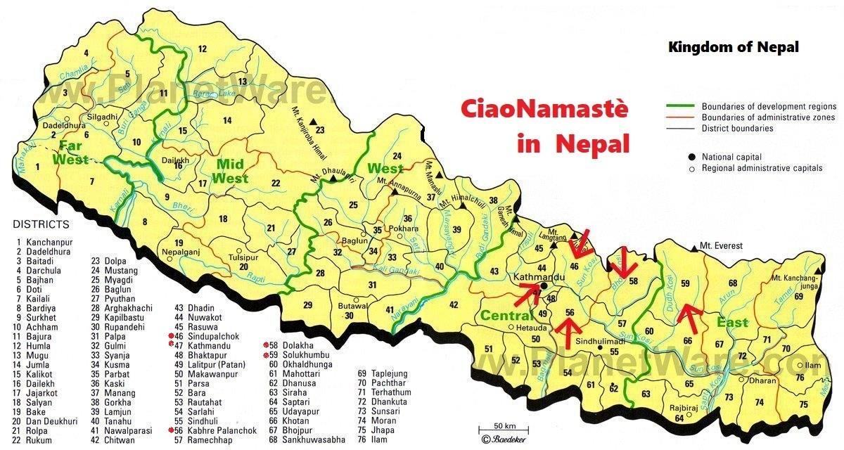 CiaoNamastè in Nepal