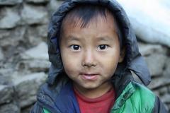 CiaoNamastè Nepal bambino