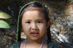 CiaoNamastè Nepal bambina