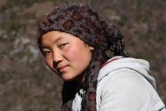 Ragazza Nepal CiaoNamastè