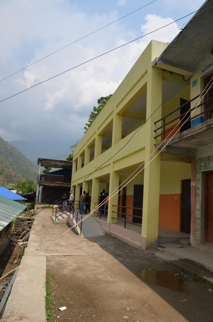 Bhumeshori-School- Sindhupalchock- Kuel- CiaoNamaste Nepal