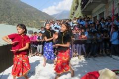 Inaugurazione Bhumeshori-School- Sindhupalchock- Kuel- CiaoNamaste Nepal