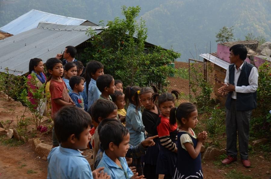 Accoglienza-Saraswoti-School-Milche-Nepal2019