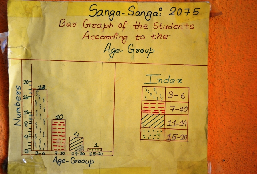 Grafico Sanga Sangai School2075 KTM CiaoNamastè 2019