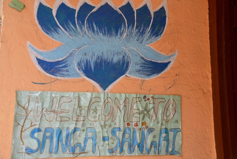 Welcome to Sanga Sangai School  KTM CiaoNamastè Nepal