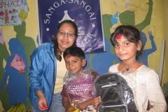 Backpack-Sanga-Sangai School KTM  CiaoNamastè Nepal