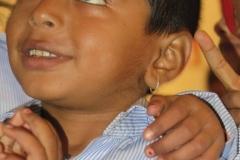 Sanga Sangai School bambino CiaoNamastè Nepal